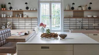 Sanierung Küche in Dresden