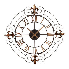 Mediterranean Clocks Houzz