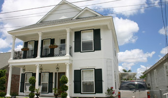 Recent New Orleans Siding Installations
