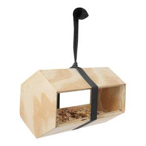Utoopic Neighbirds Bird Feeder by Andreu Carulla