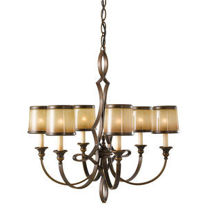 Justine 6-Light Chandelier