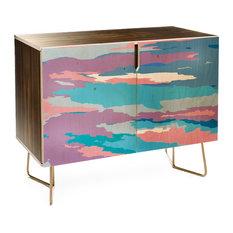 Rosie Brown Painted Sky Credenza