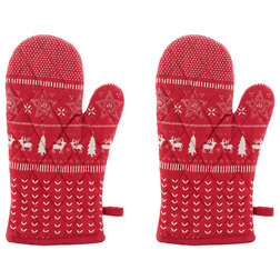 Contemporary Oven Gloves & Pot Holders by Raine & Humble (Morgan Wright Ltd)