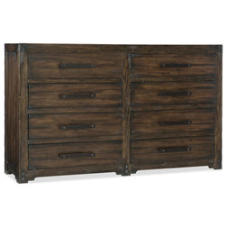 Rustic Dressers by Hooker Furniture