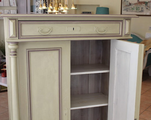 Vertiko mit Kreidefarbe - Accent Chests And Cabinets