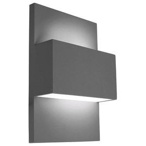 Wall Light 18W, Graphite