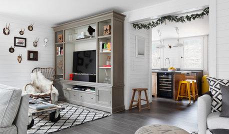 Visite Privée : Deux appartements réunis en un chalet cosy