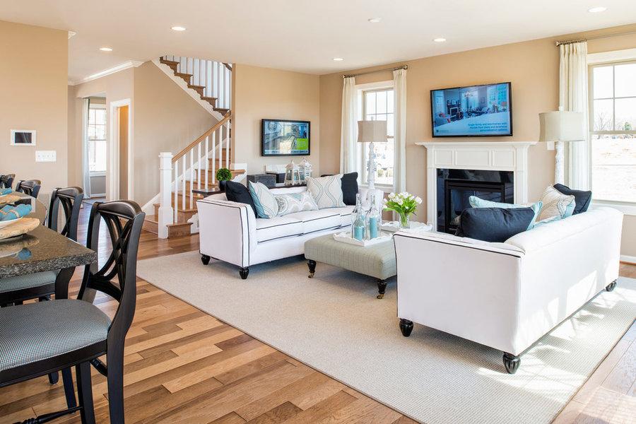 Landsdale Mason Model Home, Monrovia, MD