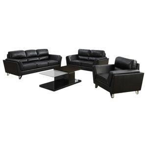 Monarch Chair in Black