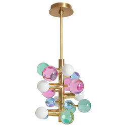 Contemporary Chandeliers by Jonathan Adler