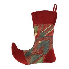 Kilim Christmas Stocking, Jane