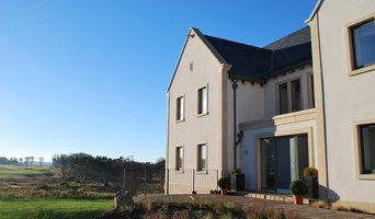 Bespoke House in East Lothian