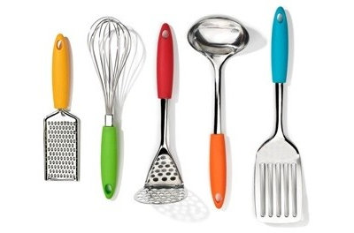 Modern Cooking Utensils by The Conran Shop