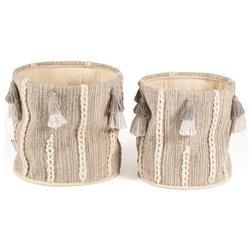 Scandinavian Baskets by Madeleine Home Inc.