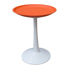 Sprout Bistro Table, Orange