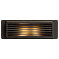 Hinkley Lighting H59040 120v 40w Halogen Line Voltage Brick / - Bronze