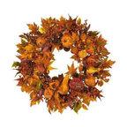 "28"" Harvest Wreath"