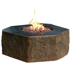 Rustic Fire Pits by Envelor Home and Garden