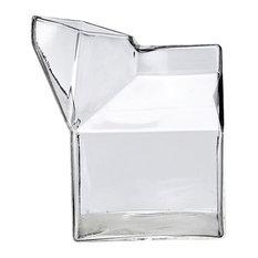 - MILK JUG, Glass - Jugs