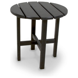 Contemporary Outdoor Side Tables by Polywood