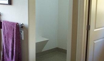 Custom Corian Shower