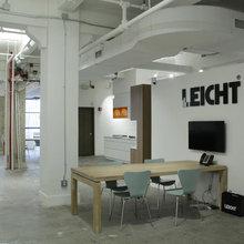 Leicht NYC Loft Showroom