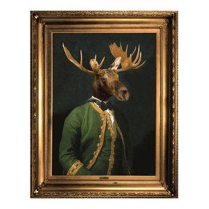 Lord Montague Canvas, 60x81 cm