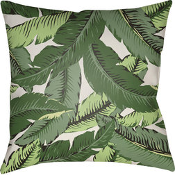 Tropical Outdoor Cushions And Pillows by HedgeApple