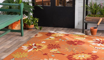 Favorite Fall Outdoor Rugs