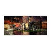 Stonehenge Canvas Wall Art