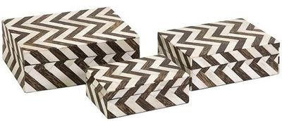 Contemporary Decorative Boxes by Home Decorators Collection