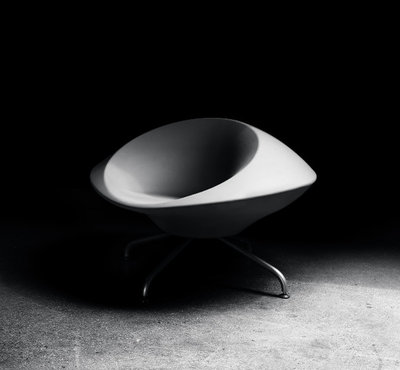 Modern Sessel by Concrete Rudolph Urban Design