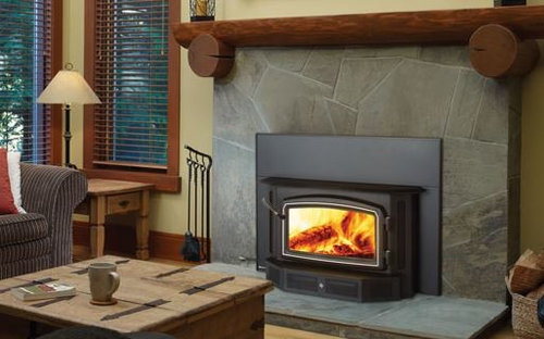 Regency Inserts are ready to install and fit easily into your existing fireplace.  These are the most efficient wood burning inserts on the market.  Increase the value of your home and decrease your