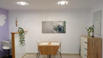 Apartamento SE Home Staging Alquiler