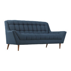 Response Fabric Loveseat Azure