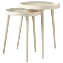 Midcentury Side Tables And End Tables by VirVentures