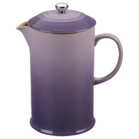 Le Creuset Provence Stoneware 27 Ounce French Press Coffee Maker