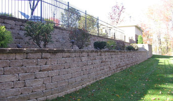 Rustic Hardscaping