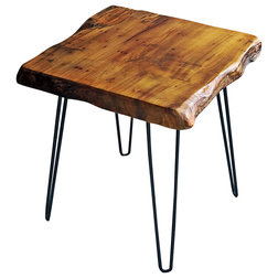 Perfect Rustic Side Tables And End Tables by Welland Industries LLC