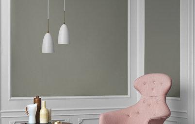 Die Passende Wandfarbe Für Kupfer Und Messing 7 Ideen