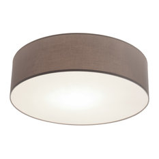 Rondo Ceiling Lamp, Grey