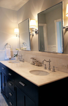 60 Quot Double Vanity What To Do With Mirrors And Lighting