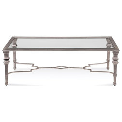 Traditional Coffee Tables by BASSETT MIRROR CO.