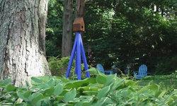 Terra Trellis Sculptural Wildlife Habitats