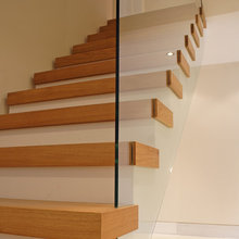 my completed stair details