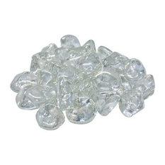 Clear Bucket of Diamond Nuggets, 40 Lbs.
