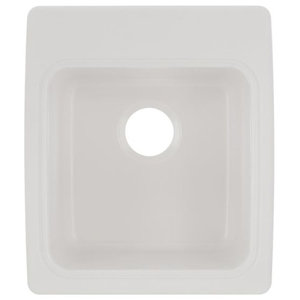 Proflo Pflt2522d 24 1 2 Quot Single Basin Drop In Composite