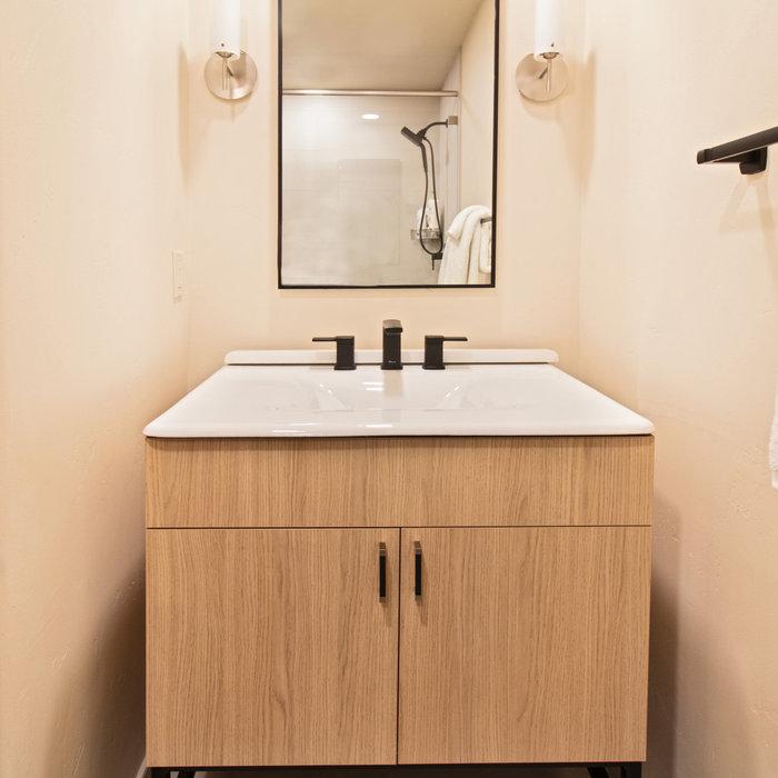 Guest Bathrooms