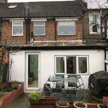 Lean-to conservatory transformations