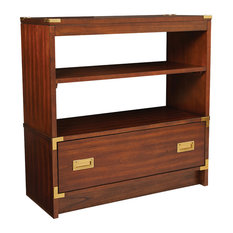 "Wellington 36"" Bookcase, Toasted Wheat"